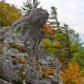 The Blowing Rock, North Carolina